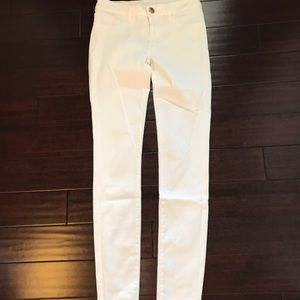 American Eagle Outfitters Jeans - AE White Jeggings